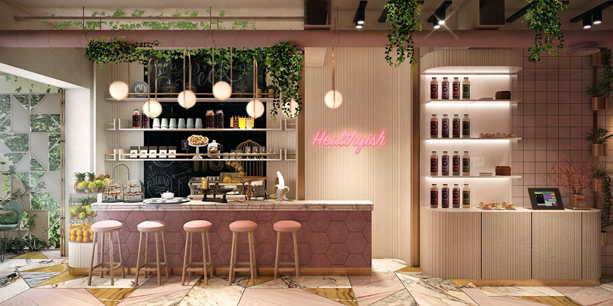 Thiết kế quán cafe đẹp đà nẵng