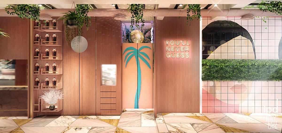Ý tưởng decor quán cafe đẹp vạn người mê Đà Nẵng