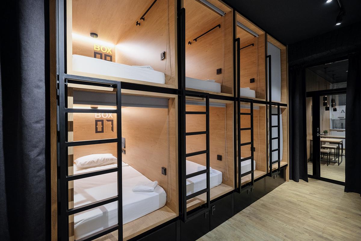 Thiết kế nội thất homestay Đà Nẵng