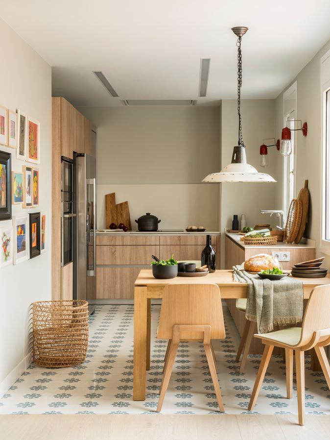 Thiết kế nội thất phong cách đơn giản