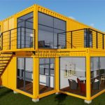 THIẾT KẾ HOMESTAY CONTAINER
