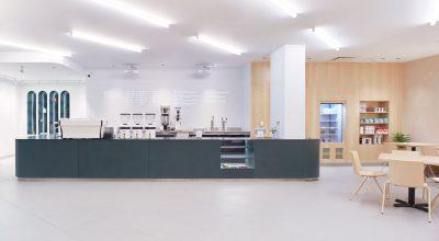 GỢI Ý THIẾT KẾ CAFE Ở ĐÀ NẴNG PHONG CÁCH TỐI GIẢN