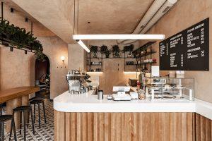 THIẾT KẾ QUÁN CAFÉ ĐÀ NẴNG