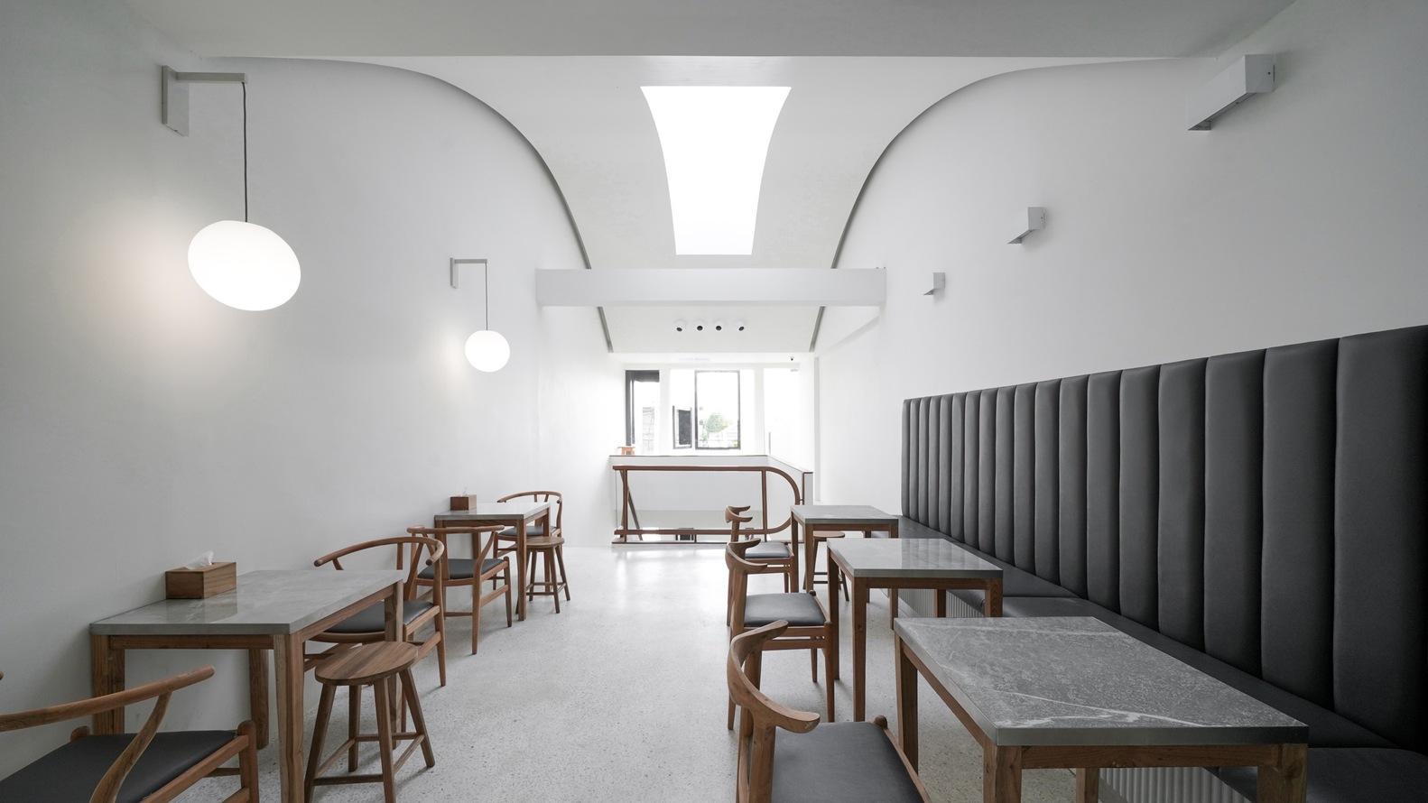 nội thất tc home thiết kế quán cafe
