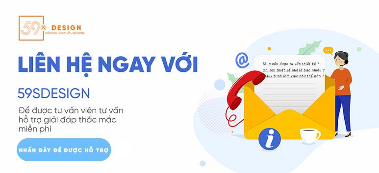 liên hệ tư vấn thiết kếnhà ở Đà Nẵng