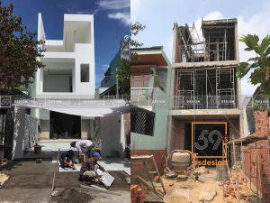 Thi công nhà ở Đà Nẵng