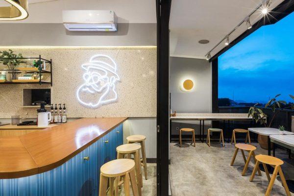 ĐÈN CHỮ LED TRANG TRÍ QUÁN CAFE