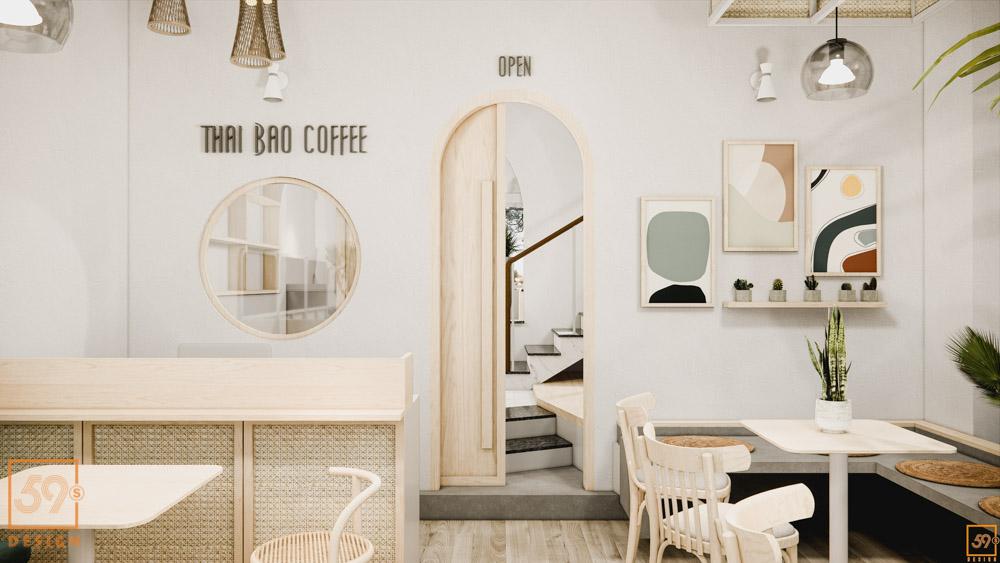 CẢI TẠO NHÀ Ở THÀNH QUÁN CAFE ĐÀ NẴNG