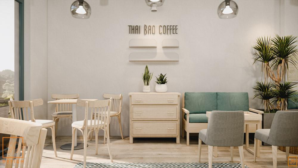 VẬT LIỆU LÁT SÀN QUÁN CAFE