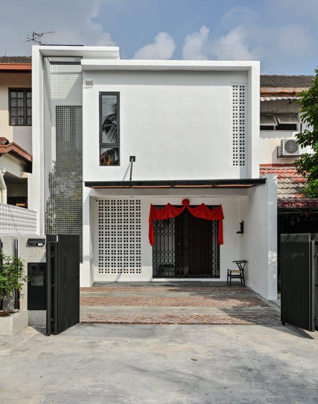 Nhà Phố 2 Tầng