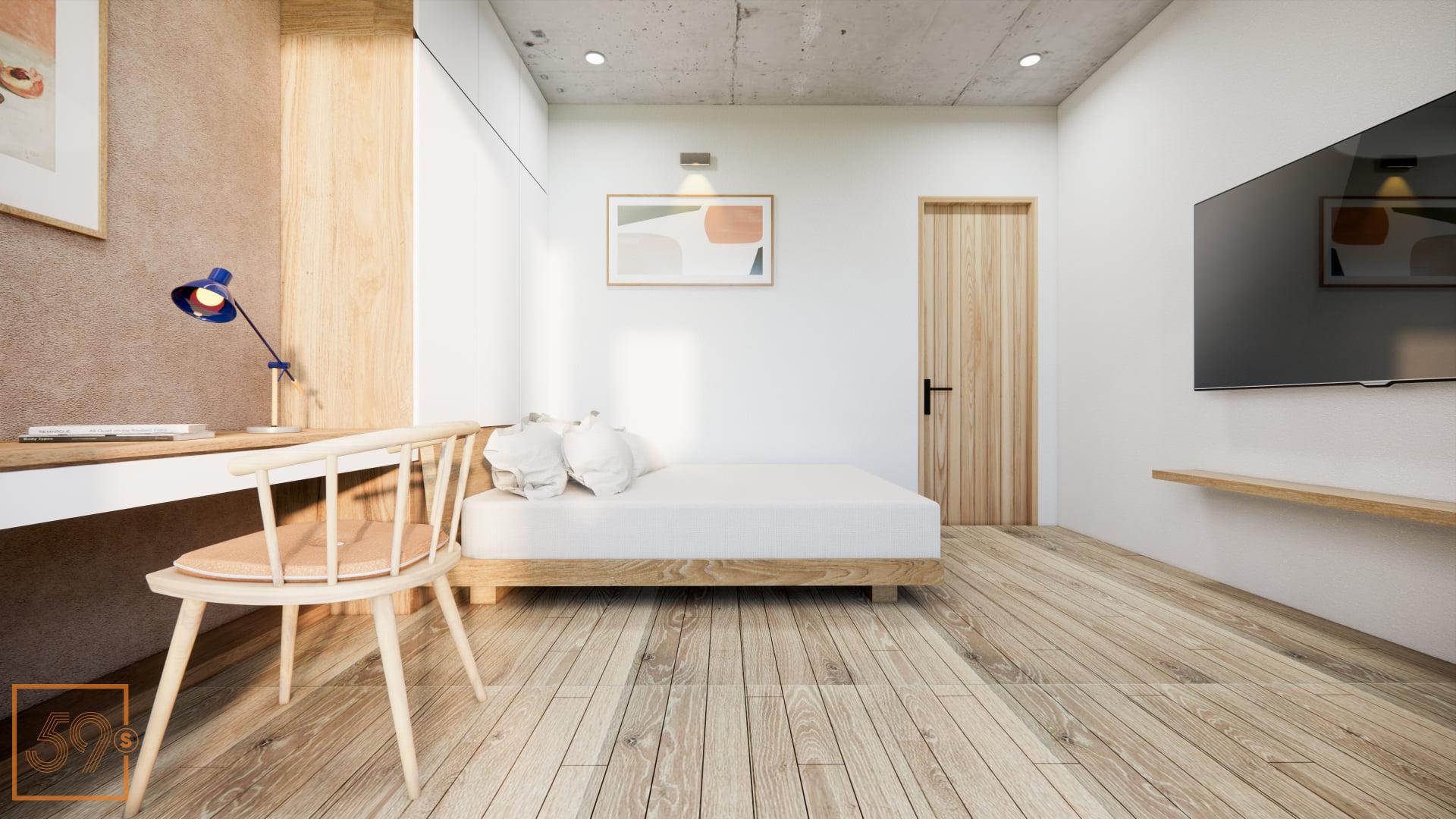 Giường Ngủ Trong Phòng