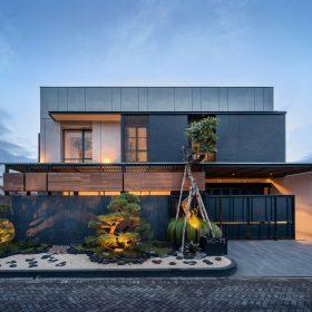 Ngôi Nhà 2 Mặt Tiền