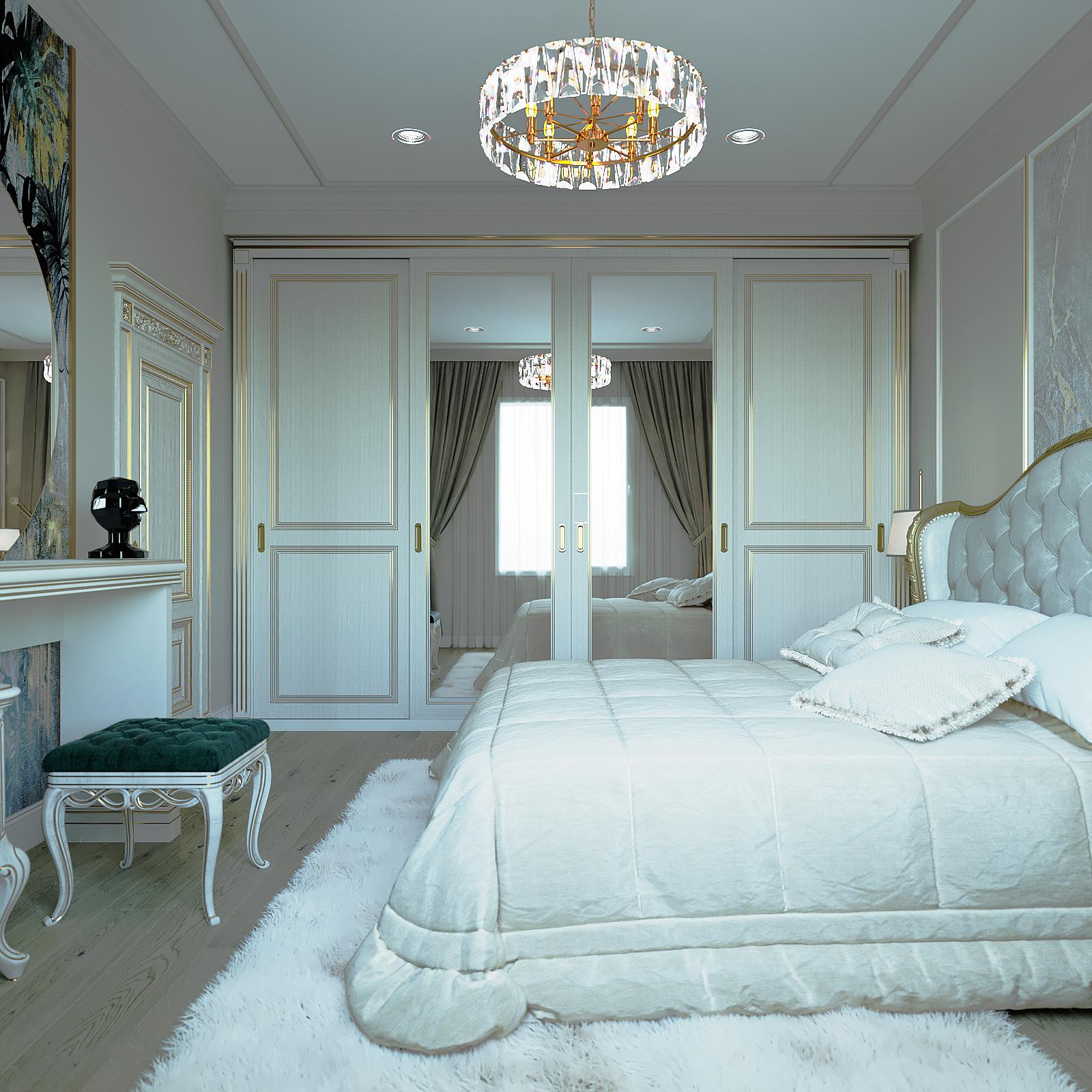 Phòng Ngủ Cho Nàng Độc Thân