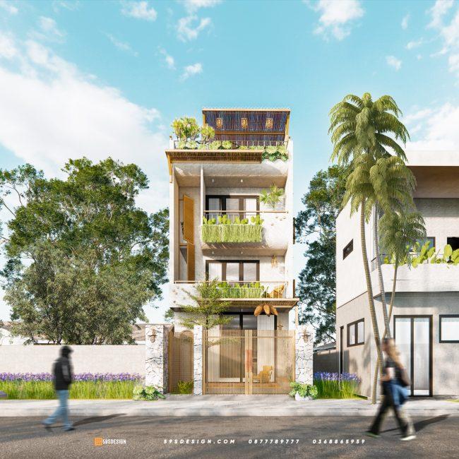Thiết Kế Nhà Ở Sinh Thái