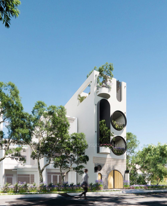 Kiến trúc đẹp với những yếu tố nội – ngoại thất và phong thủy phù hợp thì bạn mới có cơ hội sở hữu một ngôi nhà đẹp toàn diện