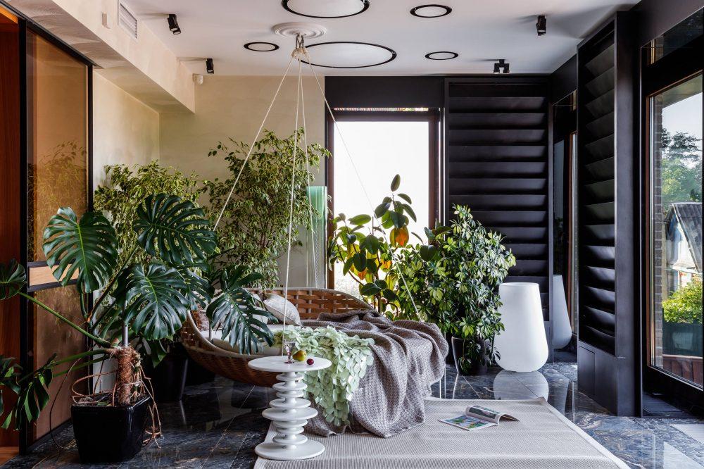 """Biophilia chính là """"bước dài hơn"""" của Kiến trúc xanh khi mang tự nhiên vào không gian nội – ngoại thất, bổ khuyết và khiến cho các công trình trở nên thiên nhiên, mềm mại hơn so với các thiết kế hiện đại thông thường"""